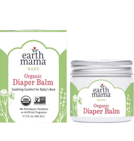 Earth Mama Organic Diaper Balm (60ml)