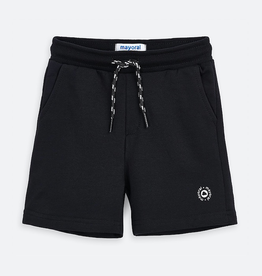 Mayoral Sporty Shorts for Boy in Black