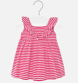 Mayoral Sleeveless Stripe Dress for Baby Girl