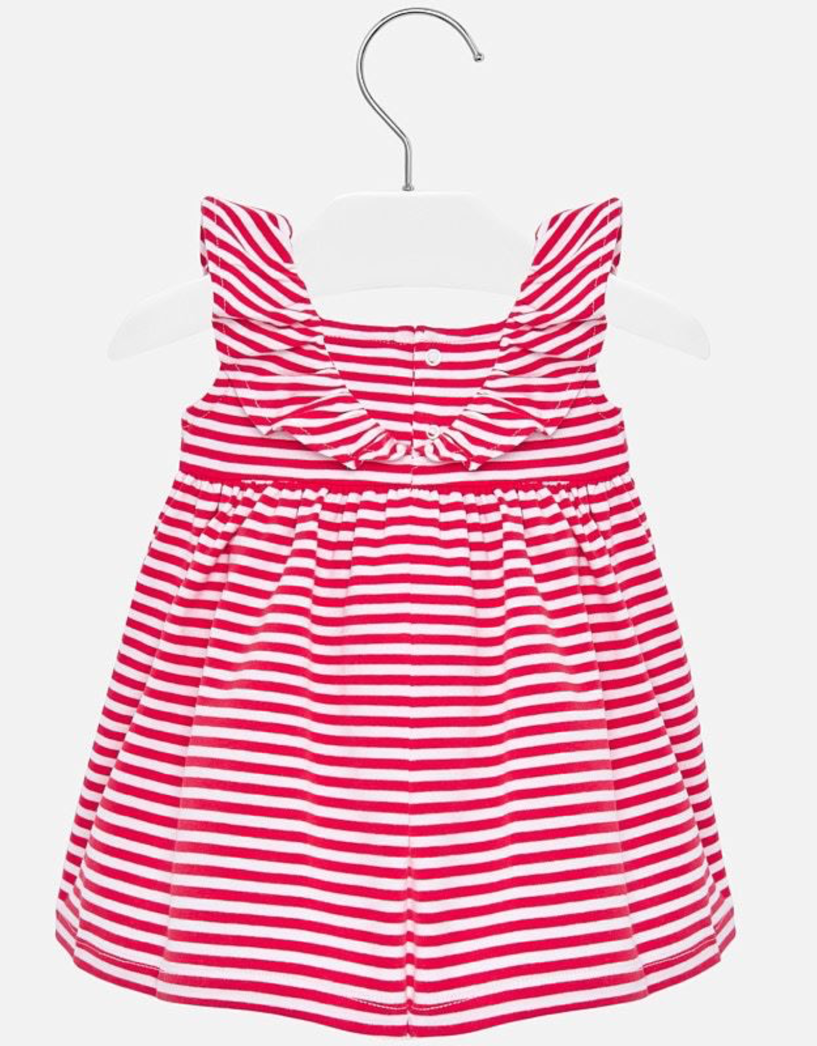 Mayoral Sleeveless Stripe Dress for Baby Girl