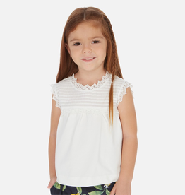 Mayoral Short raglan sleeve T-shirt for Girl