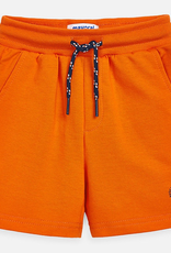 Mayoral Sporty Shorts for Boy in Carrot