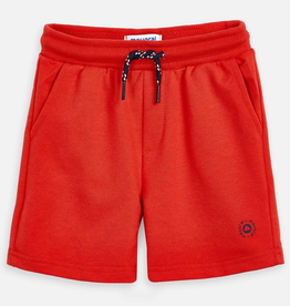 Mayoral Sporty Shorts for Boy in Hibiscus