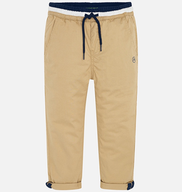 Mayoral Tan Tricolour Waist pants for Boy
