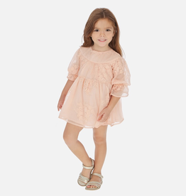Mayoral Short sleeved Dress for Girl