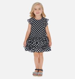 Mayoral Ruffled Dress for Girl