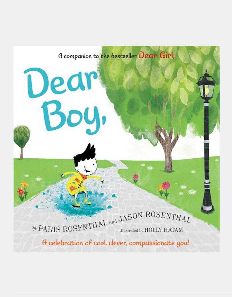 Dear Boy, by Amy Krouse Rosenthal,