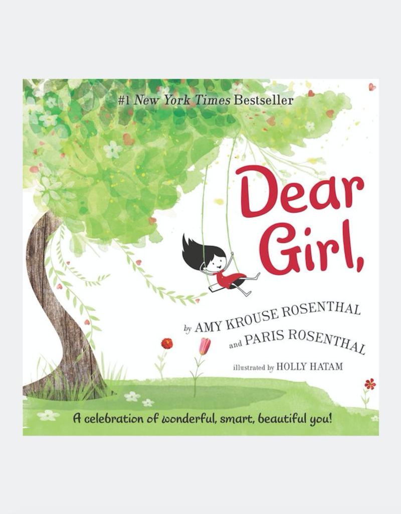 Dear Girl, by Amy Krouse Rosenthal,