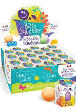 Bath Squigglers Bath Squigglers, Bath Bomb Scented Fizzy with Hidden toy