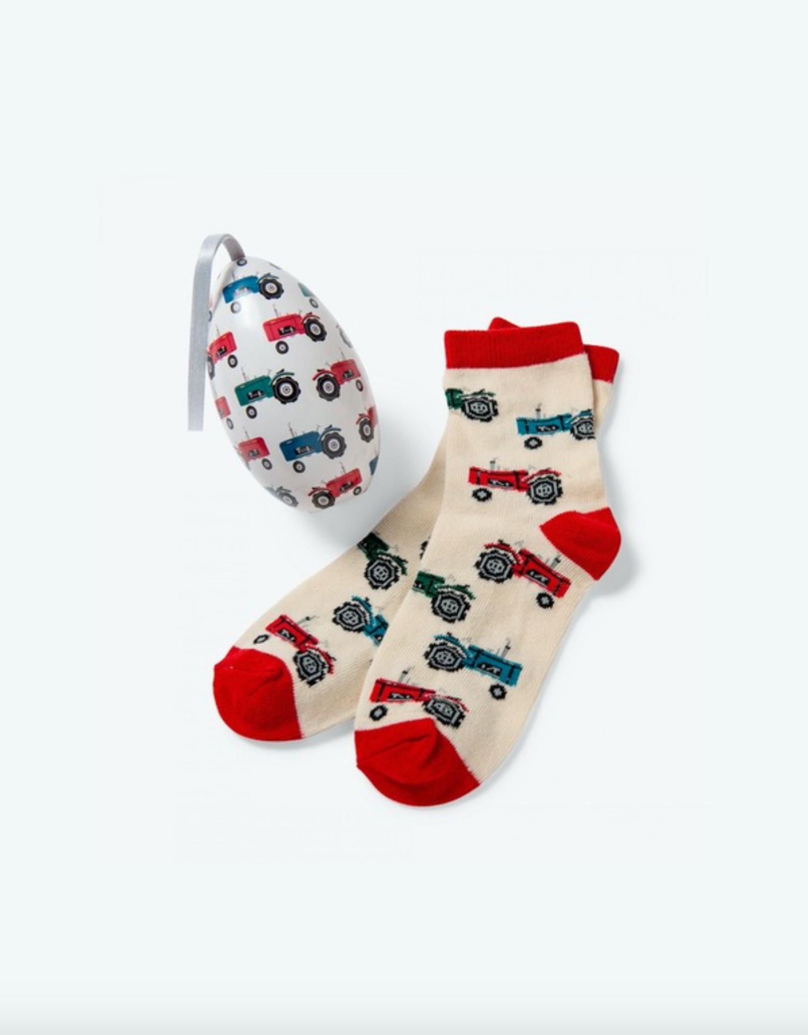 Hatley Kids Socks in Eggs