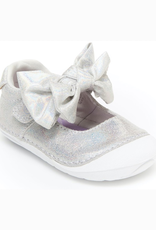 Striderite Iridescent Esme Soft Motion Mary Jane with Bow