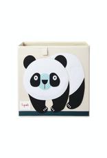 3 Sprouts Panda Storage Box