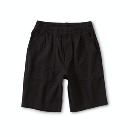Tea Collection Jet Black Playwear Shorts