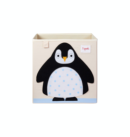 3 Sprouts Penguin Storage Box
