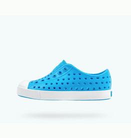 Native Shoes Jefferson Child in Vivid Blue