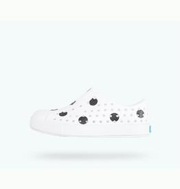 Native Shoes Jefferson Child Polka Dot Print