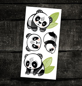 PiCO Tatoo Panda Tattoos