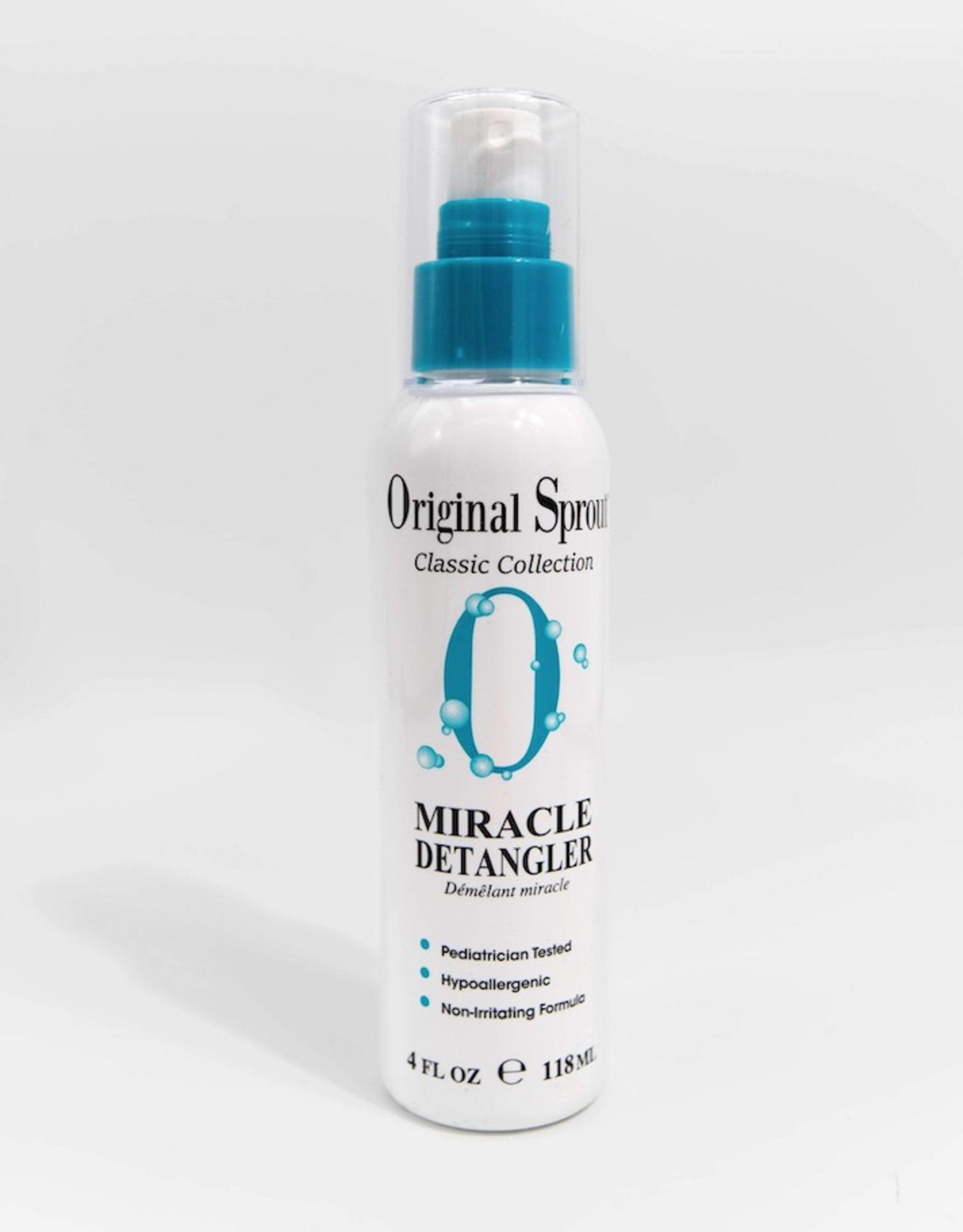 Original Sprout Miracle Detangler Spray 4oz