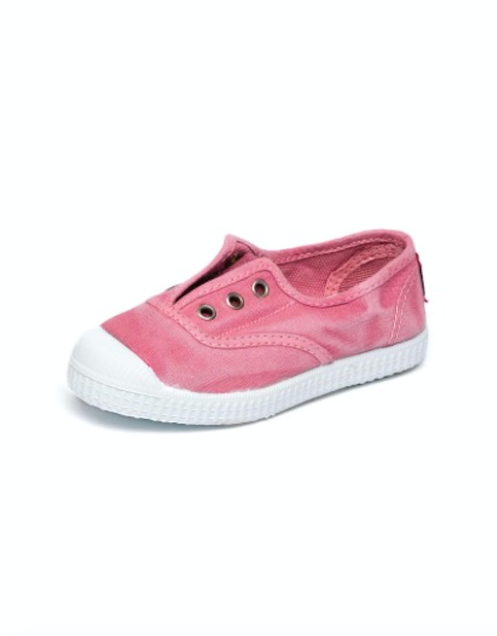 Calzados Cienta Shoes Zapatilla Ingles Tintado Enzimatico for Girl