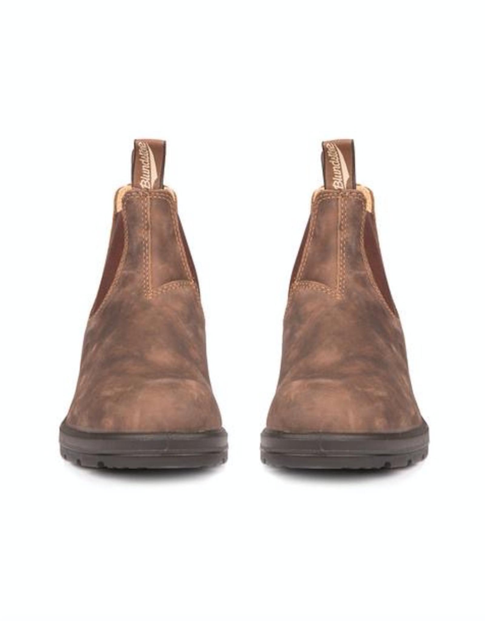 Blundstone 585 Rustic Brown Classic Boot