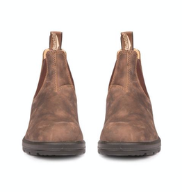 Blundstone 585 Rustic Brown Leather Lined Boot
