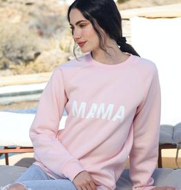 "Brunette The Label The ""MAMA"" Bold Classic Sweatshirt | Ballet Slipper"