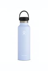 Hydro Flask 21 oz Standard Mouth in Fog