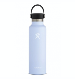 Hydro Flask 21 oz Standard Mouth in Fog
