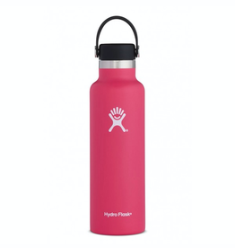 Hydro Flask 21 oz Standard Mouth in Watermelon