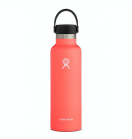 Hydro Flask 21 oz Standard Mouth in Hibiscus