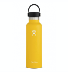 Hydro Flask 21 oz Standard Mouth in Sunflower