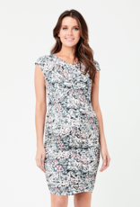 Ripe Maternity Melody Cross Your Heart Dress Multi