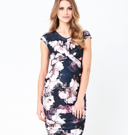 Ripe Maternity Dahlia Cross Your Heart Dress