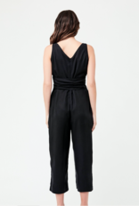 Ripe Maternity Naomi Tencel Jumpsuit in Black