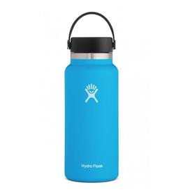Hydro Flask 32 oz Wide Mouth Flex Cap Bottle in Pacific