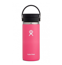 Hydro Flask 16 oz Wide Mouth  Flex Sip Lid Bottle in Watermelon