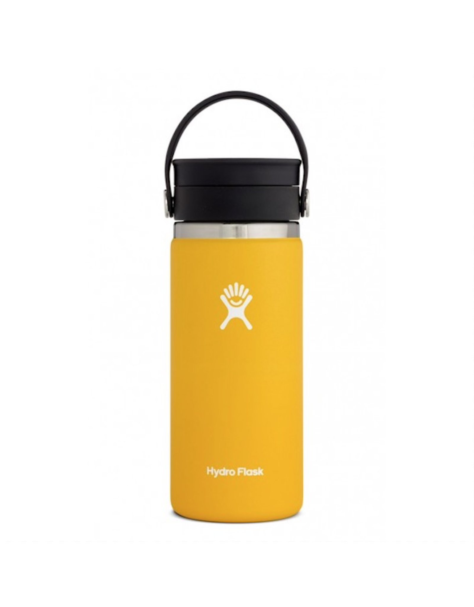 Hydro Flask 16 oz Wide Mouth  Flex Sip Lid Bottle in Sunflower