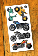 PiCO Tatoo Motocycle Love Tattoos,