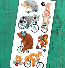 PiCO Tatoo Bike Ride