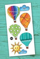 PiCO Tatoo Hot Air Baloon Trip