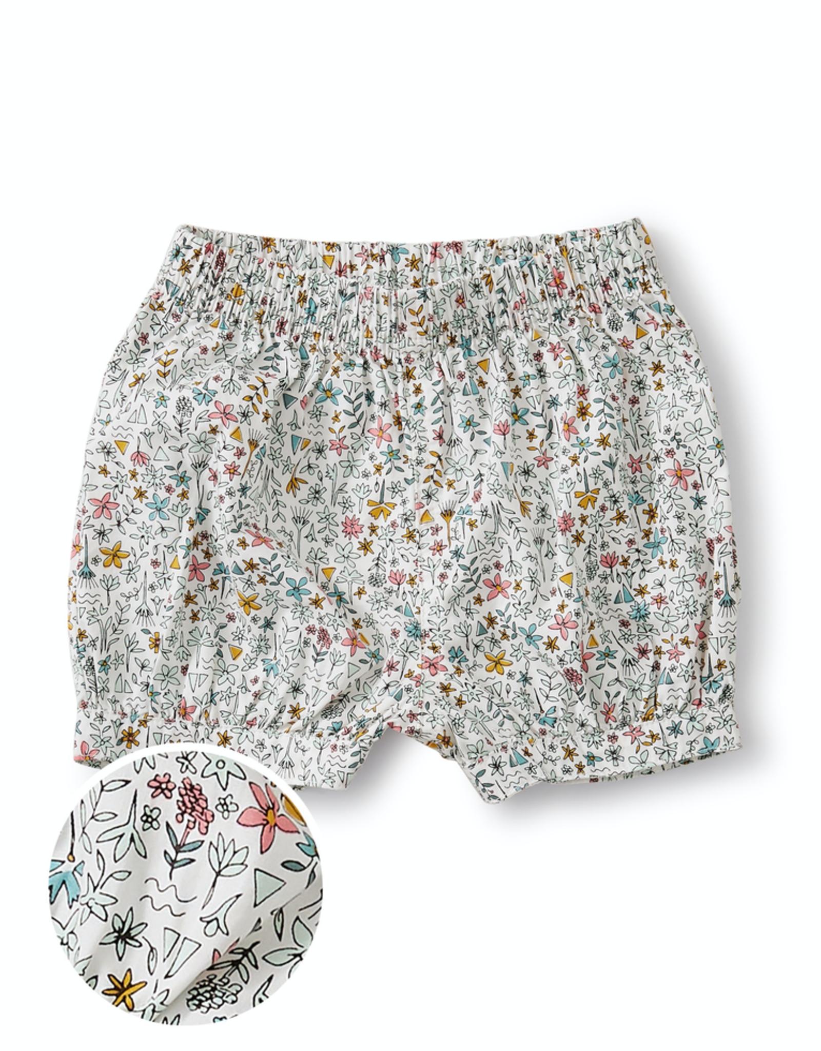 Tea Collection Nile Floral Bubble Shorts
