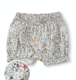 Tea Collection Nile Floral Bubble Shorts