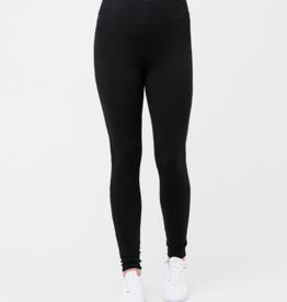 Ripe Maternity Essential Ankle Leggings in Black