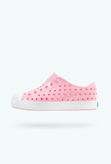 Native Shoes Jefferson Gloss Child in Princess Pink