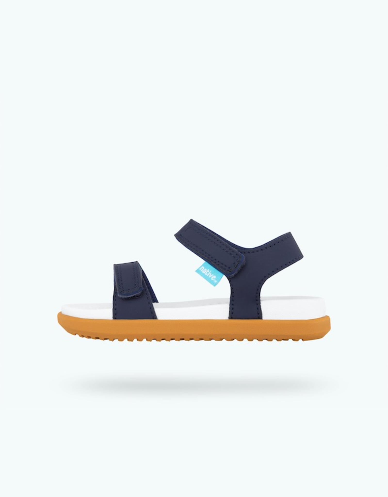 Native Shoes Charley Child in Regatta Blue