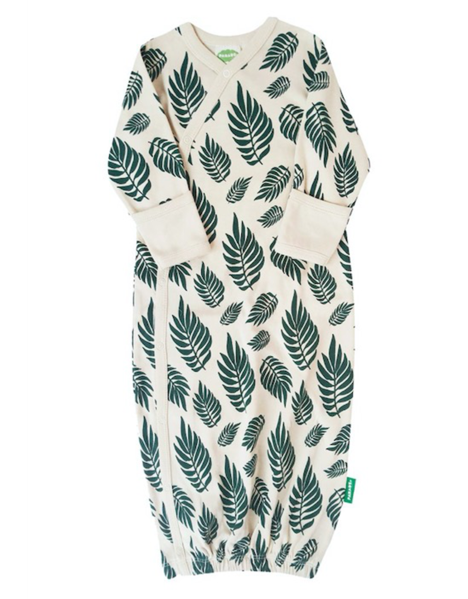 Parade Organics Kimono Gown - Signature Print