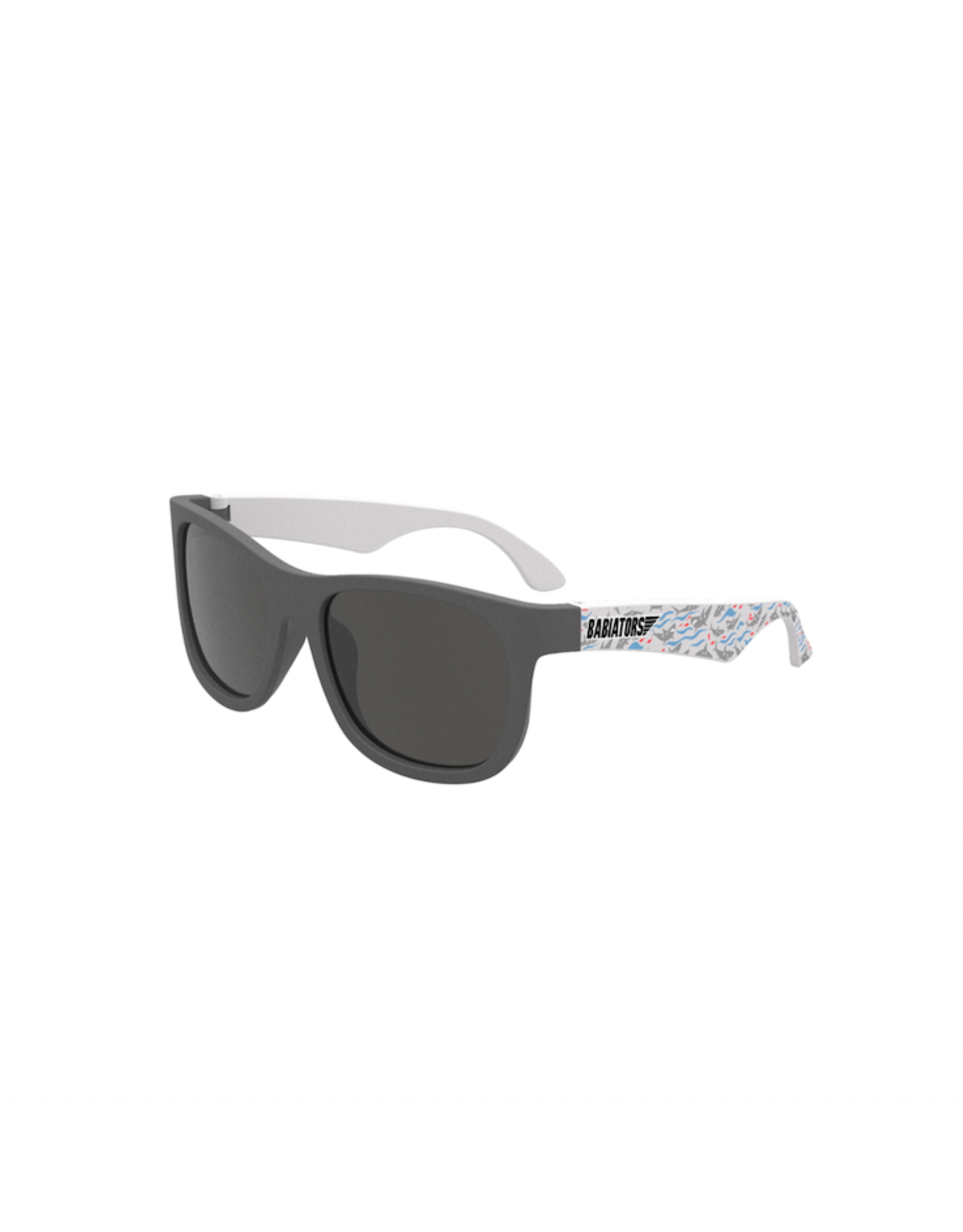Babiators Limited Edition, Navigator, Sunglasses, Shark Tastic Grey
