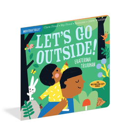 Thomas Allen & Sons Indestructibles, Let's Go Outside! by Ekaterina Trukhan
