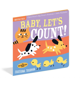 Thomas Allen & Sons Indestructibles, Baby, Let's Count!