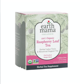 Earth Mama 100% Organic Rasberry Leaf Tea